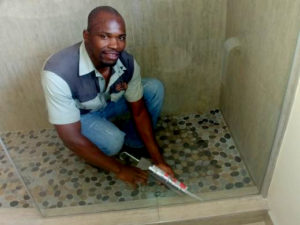 frameless-glass-shower-installation